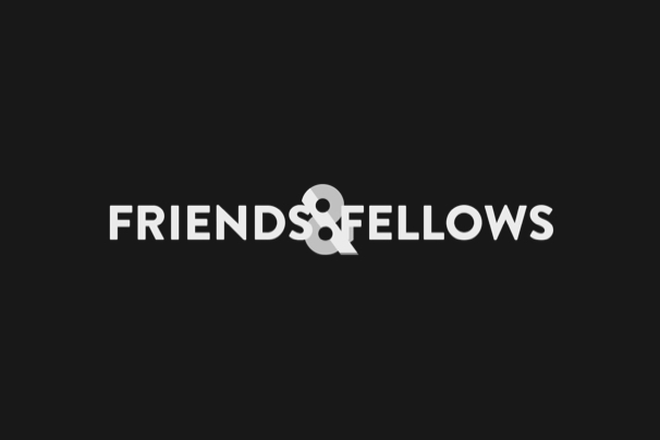 Logo_FriendsFellows_White